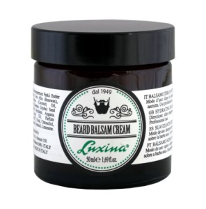 LUXINA Beard Balsam Cream No Rince - KREMOWY BALSAM DO BRODY, 50ml