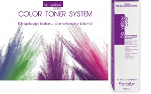 No Yellow Color Toner System, 100ml